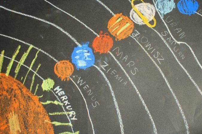 układ planetarny