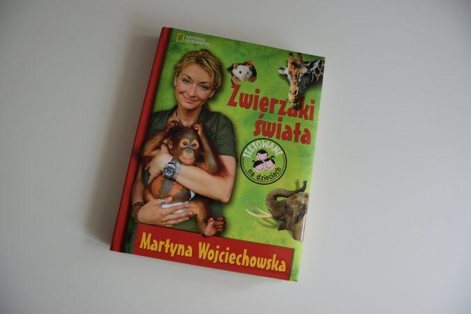 """""""Zwierzaki świata"""" Martyna Wojciechowska"""