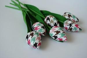 Tulipany petitka