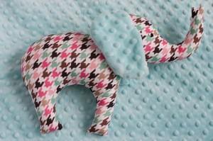 Słoń - wzór petitka